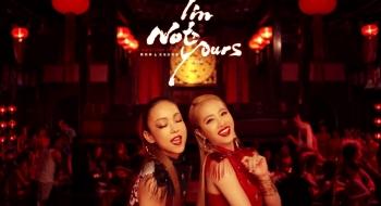 參與蔡依林與安室奈美惠「I'm not yours」MV拍攝